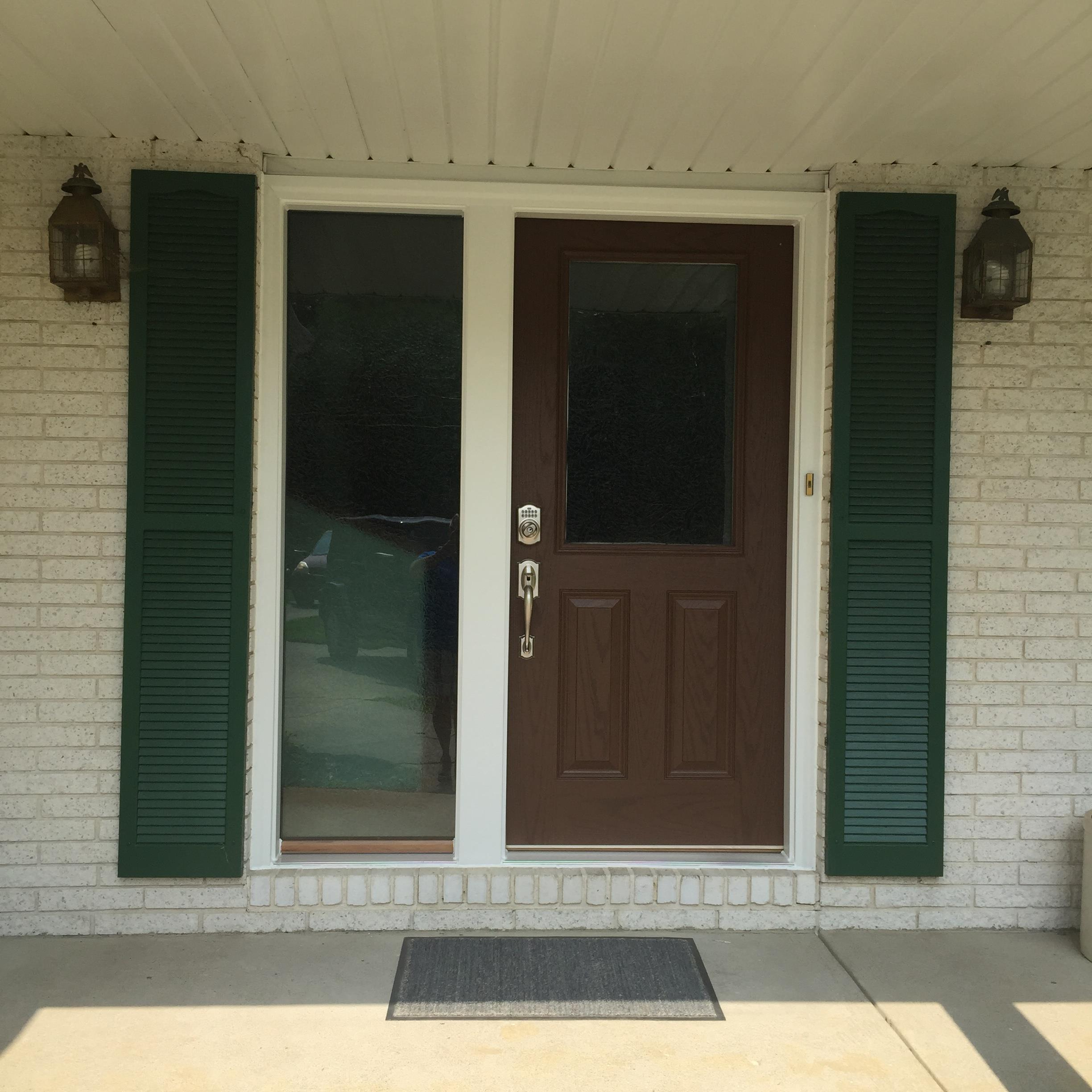 CL61 entry door direct set sidelight Rocky River Ohio & CL61 entry door direct set sidelight Rocky River Ohio \u2013 Integrity ...