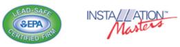 Certified Window & Door Installation