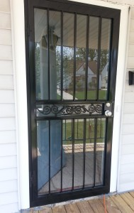 Security door Maple Heights Ohio
