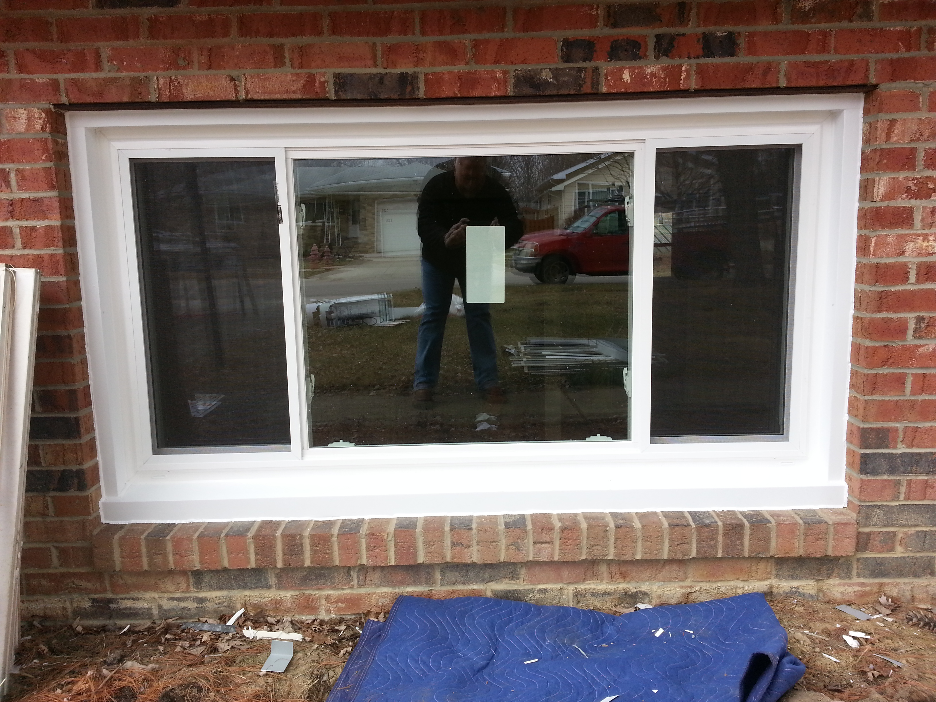 Sliding windows for Replacement slider windows