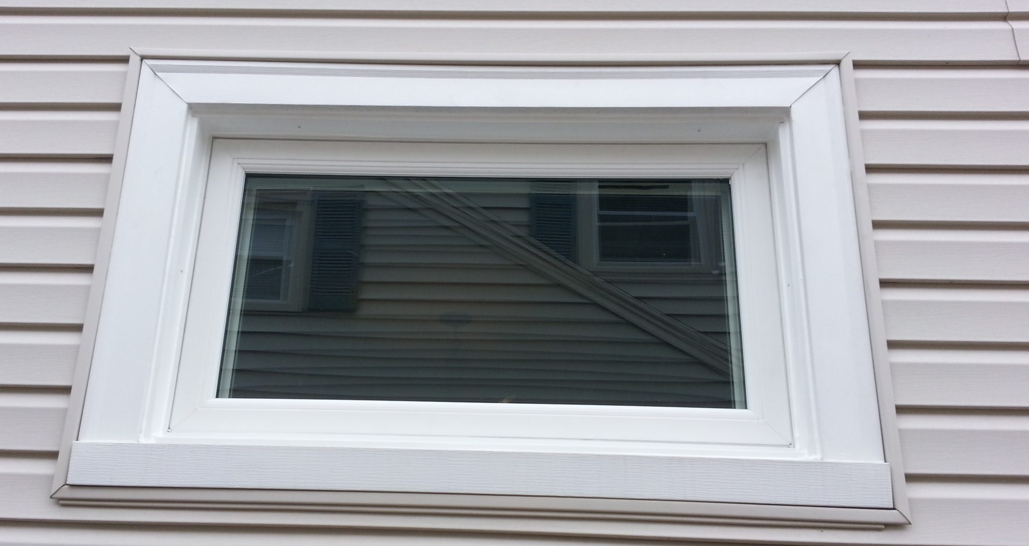 replacement awning window Cleveland