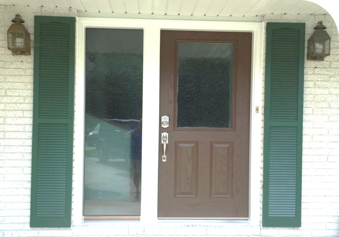 Direct Set Sidelight Integrity Windows