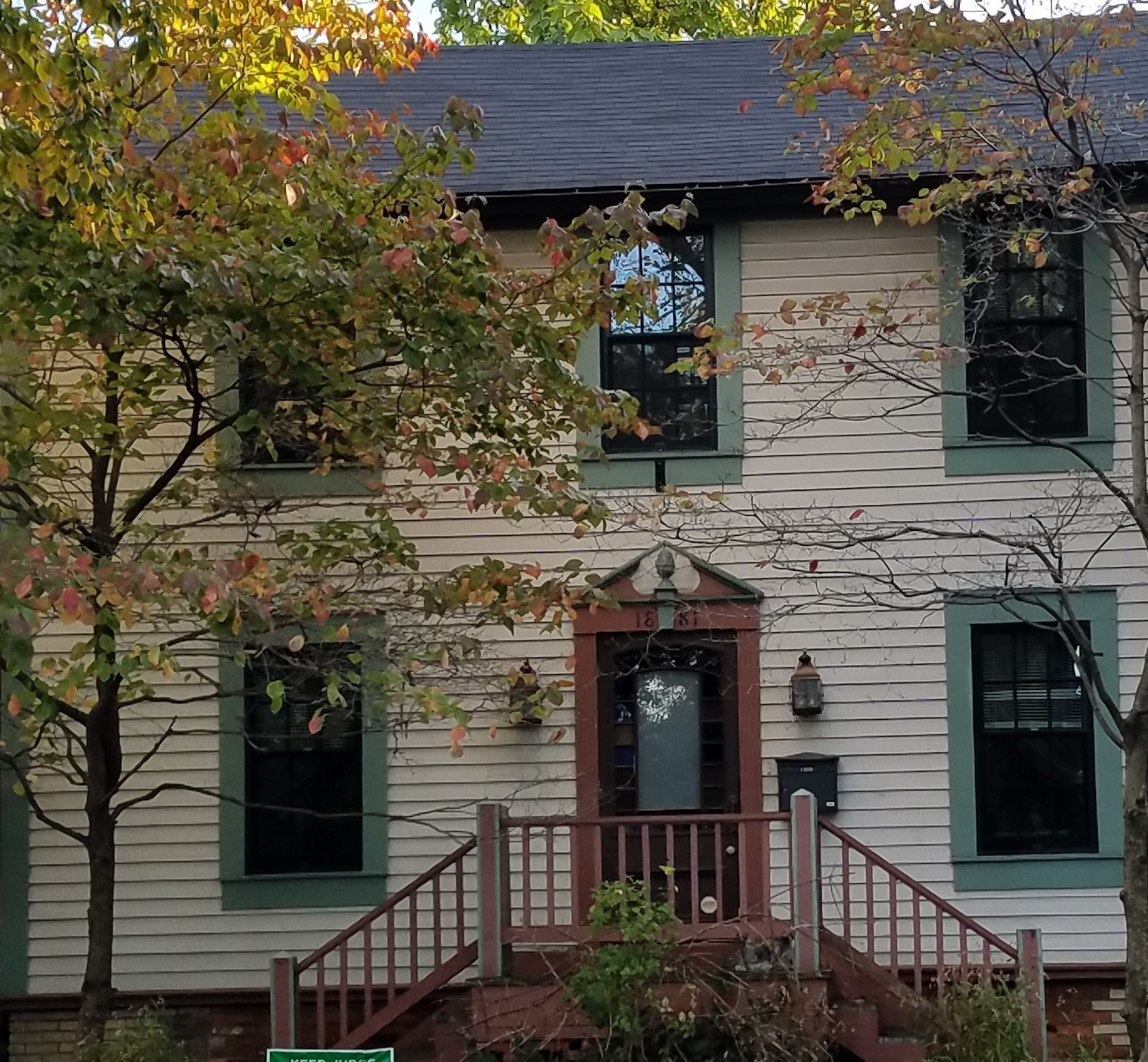 Cleveland Wooden Replacement Windows