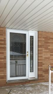 New Storm Door in Seven Hills