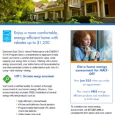 Dominion Provides Discounts & Rebates on Energy Efficient Windows & Home Improvements