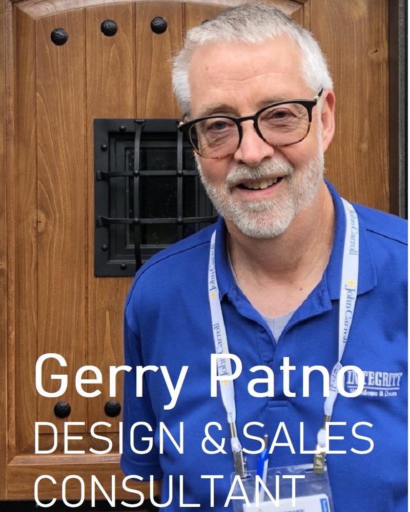 Window and Door Design and Sales Consultant