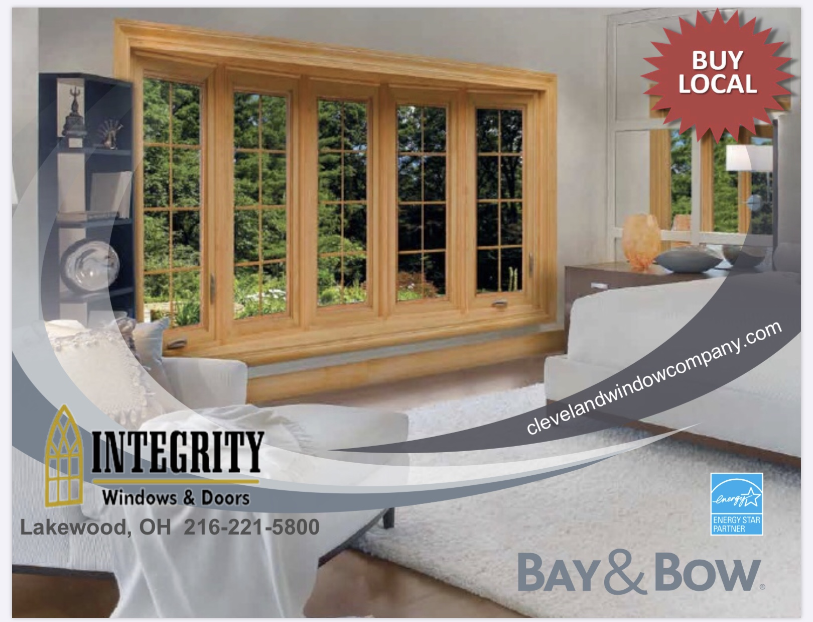 Bay or Bow Window Company Cleveland