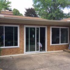 New Vinyl Replacement Windows & Patio Door in Bay Village