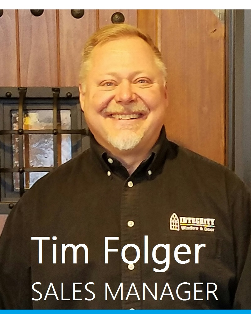 Tim Folger - Cleveland Comedian and Window Company Sales Manager