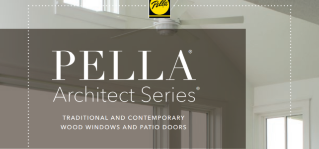 Wood Replacement Windows in Cleveland: Proud to Offer Pella Custom Wood Windows