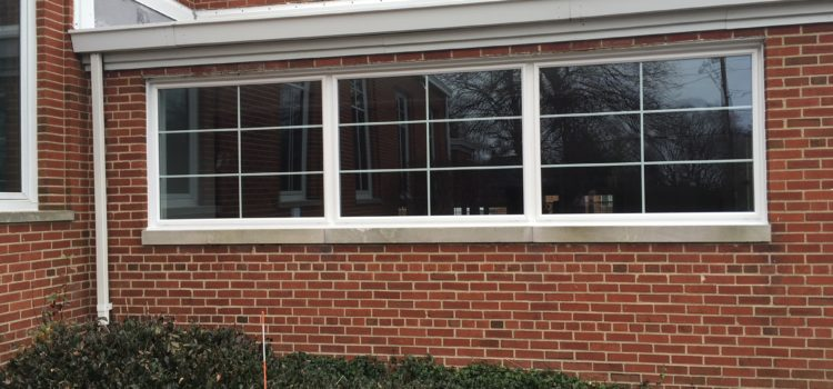 Commercial Replacement Windows in Rocky River