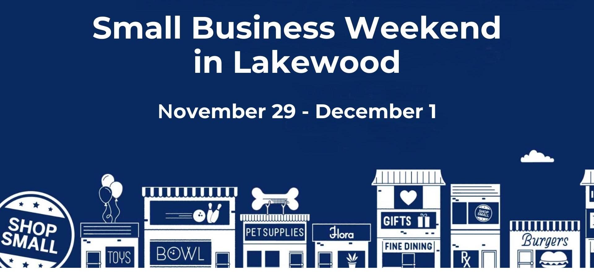 Lakewood Small Business