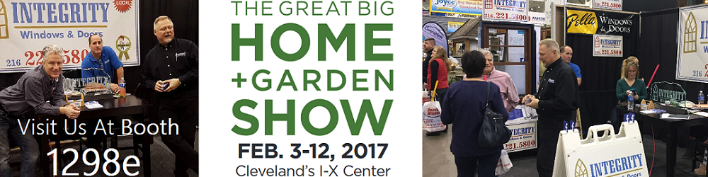 Meet Us At the Great Big Home + Garden Show