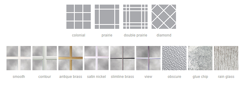 Cleveland Replacement Windows Grid Options