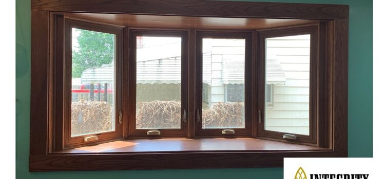Wood Bay Windows in Cleveland: Custom Bay Windows. Affordable Options.