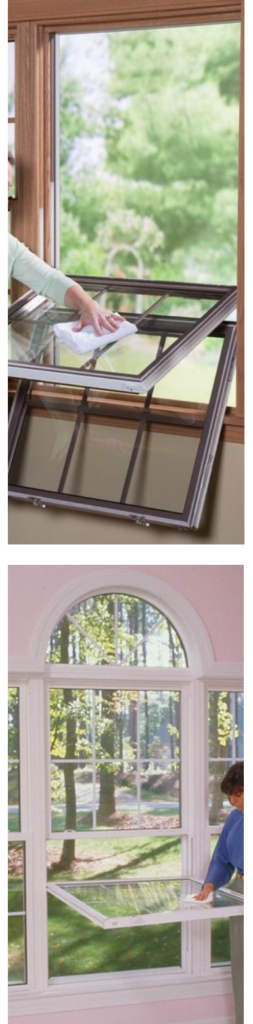 cleveland window company: double hung and single hung