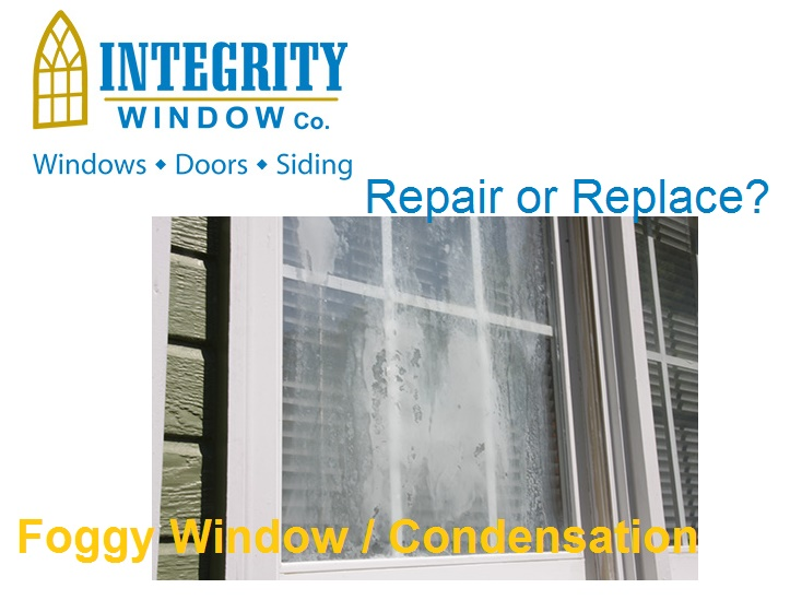 Cleveland Window Repair COndensation