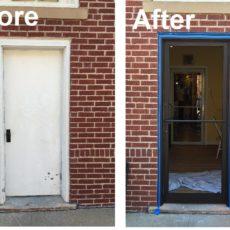 Commercial Door in Lakewood