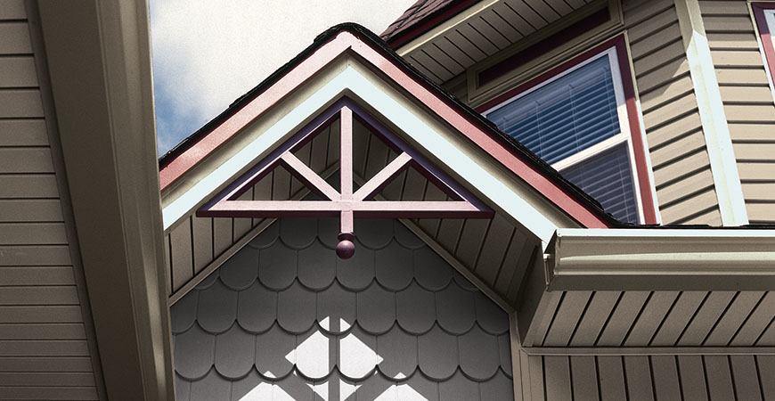 Vinyl Soffit Low Maintenance Amazing Curb Appeal