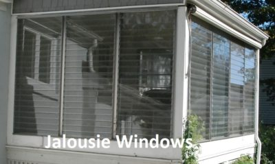 jalousie window Cleveland