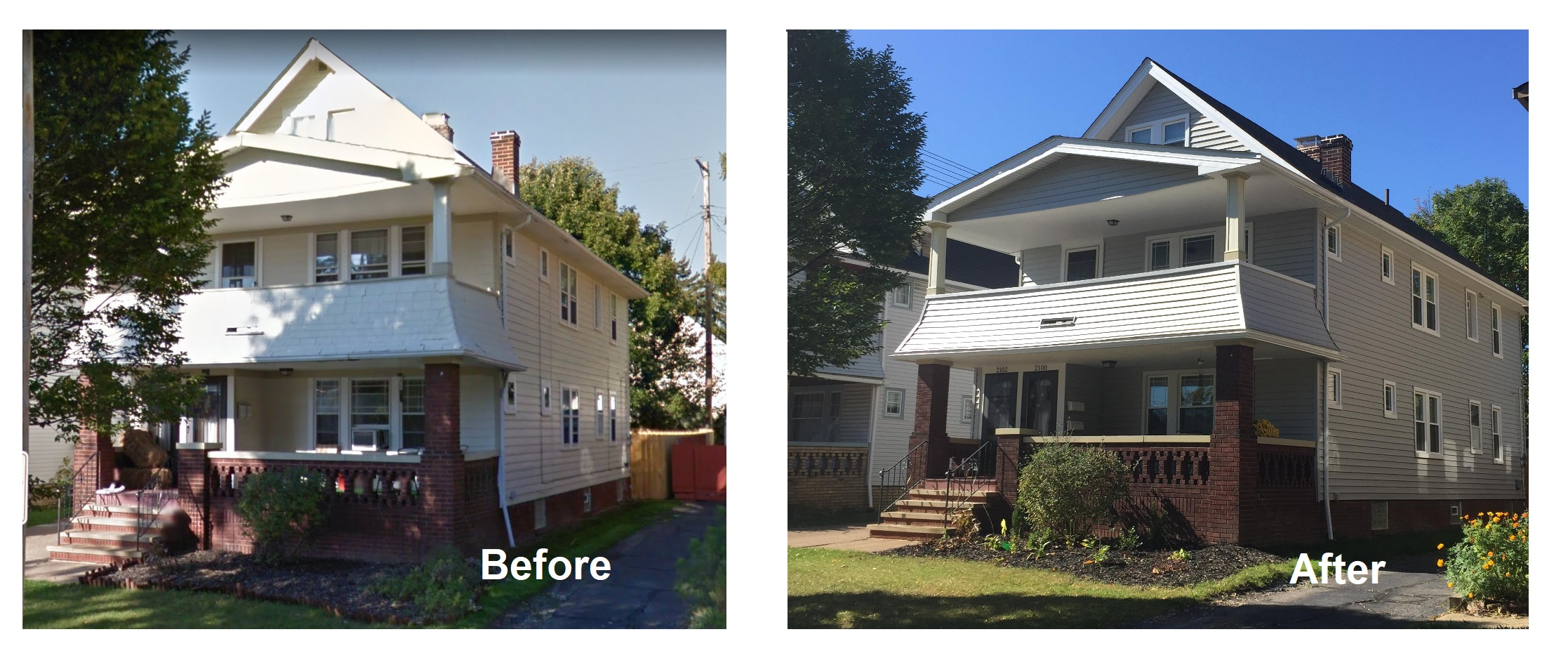 Cleveland Siding Contractor in Lakewood