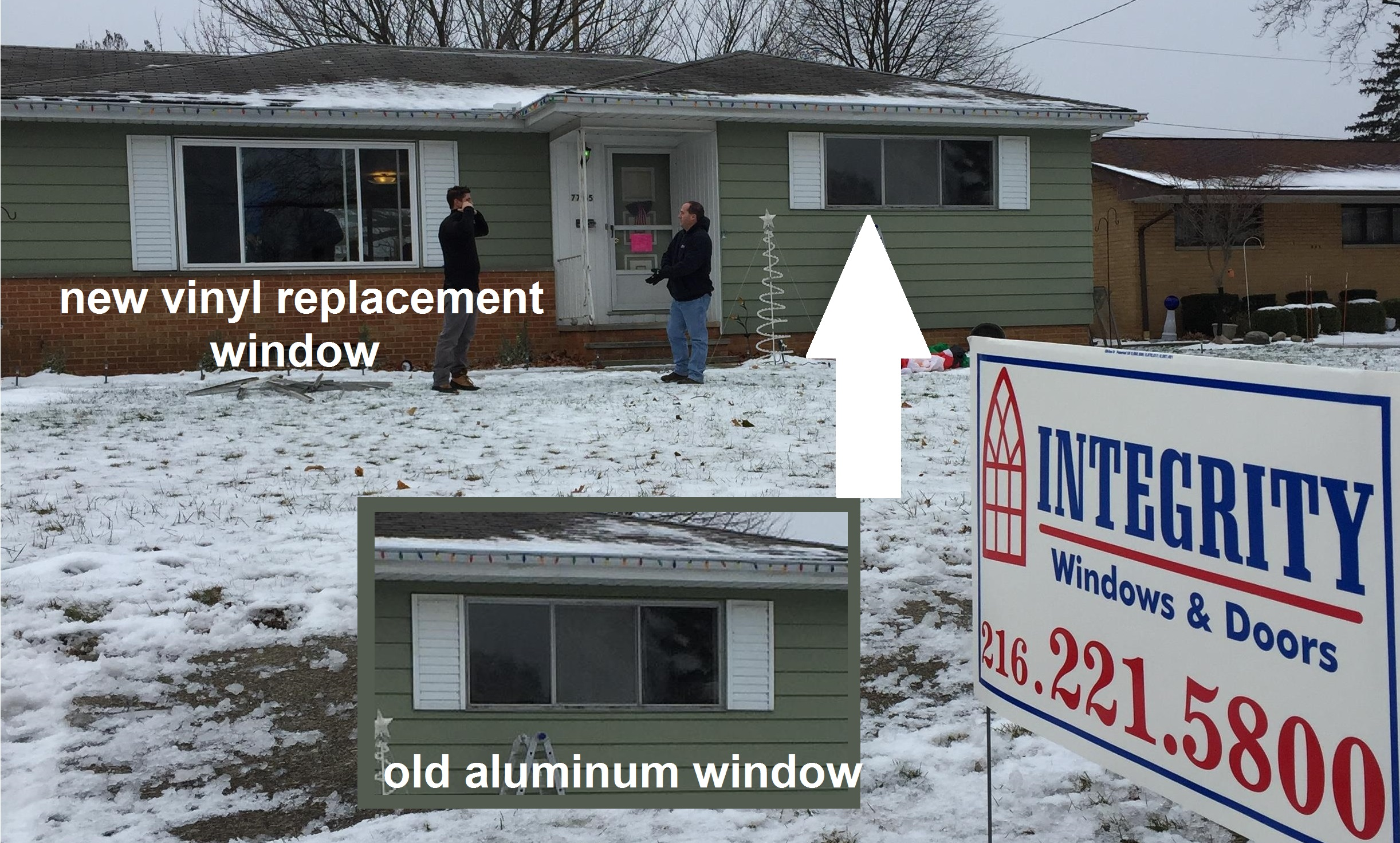 Replacement Windows in Parma