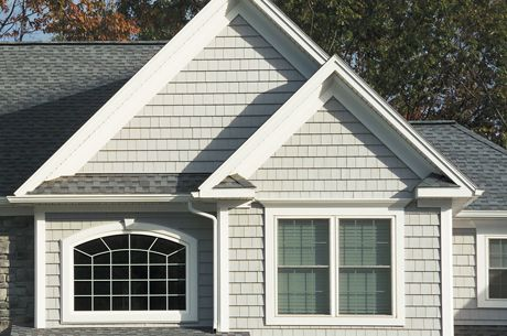 Shingle siding cleveland ohio siding contractors installation