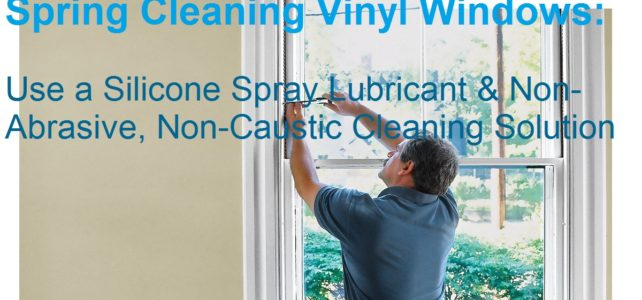 Spring Cleaning Tips for Your Windows – Not Just the Glass